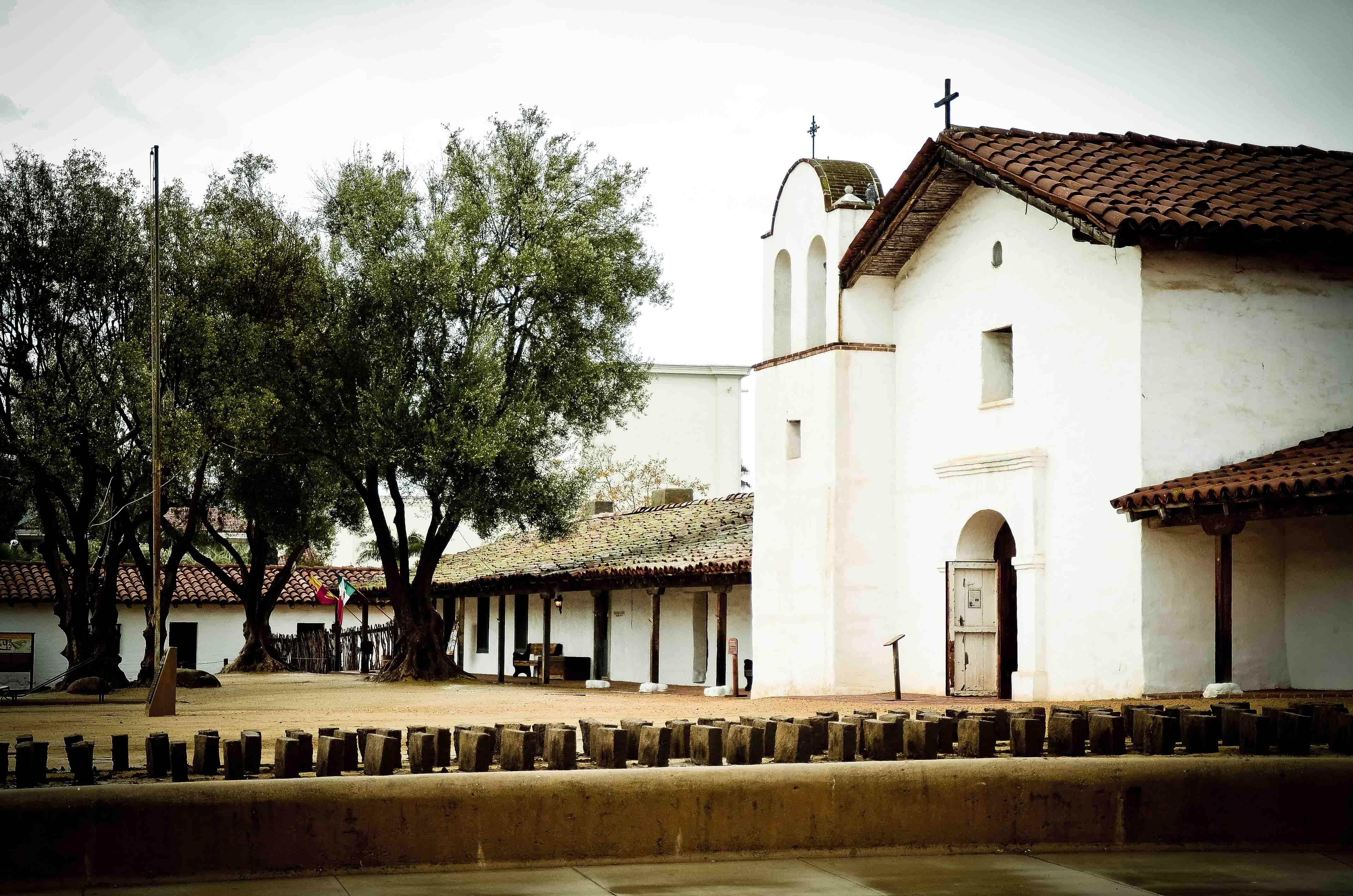 """Santa Barbara Presidio """""""