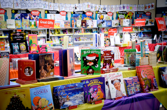 Fall Book Fair 2012 #1