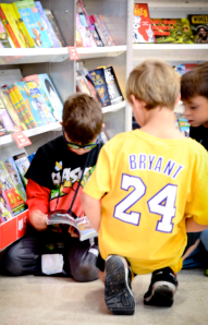 Fall Book Fair 2012 #2