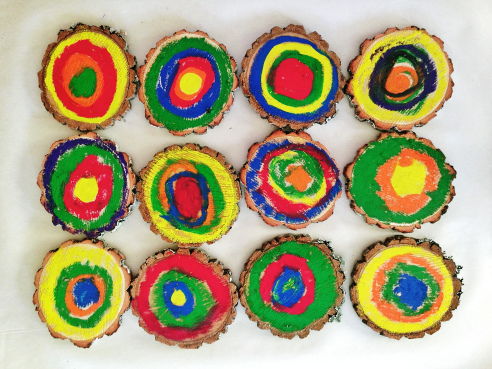 Kandinsky Circles Sample