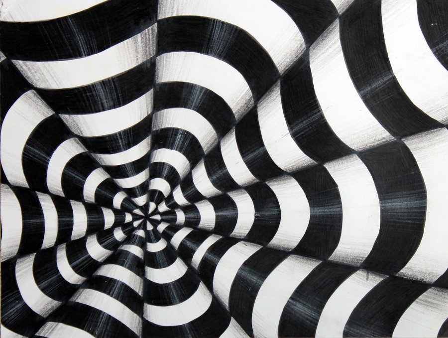 Op Art Designs : Image gallery op art designs