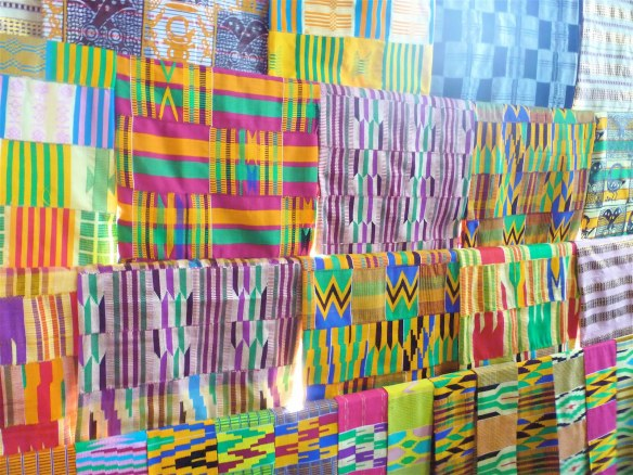 examples of kente cloth