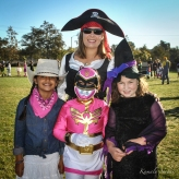 Mrs. Culp, 3rd Grade, with a few of her students;Photo Credit: Susan Weerakkody