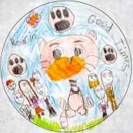 Kindergarten: Annika G.