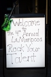 LM Talent Show 2014