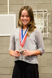 Alex is the first student in CAO history to win gold in both creative writing and art.